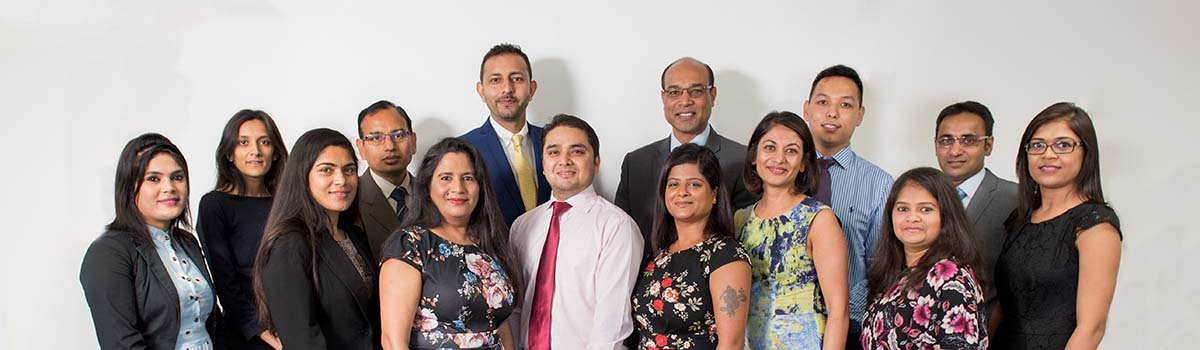 team at Aequitas Accountants Ltd